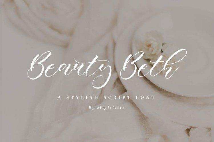 Beauty Beth