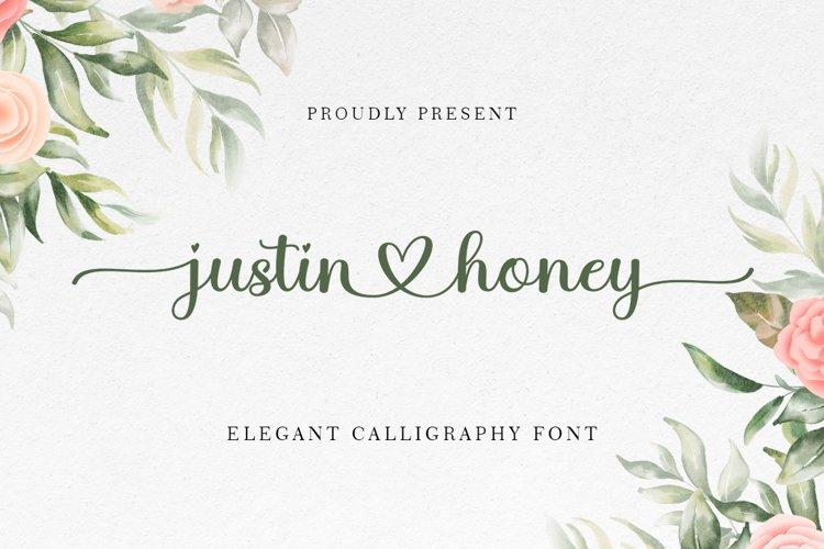 justin honey example image 1