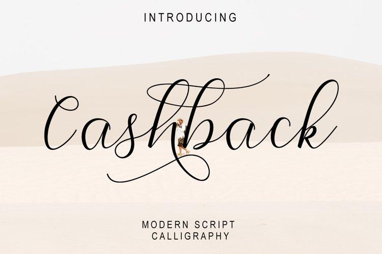 cashback script example image 1