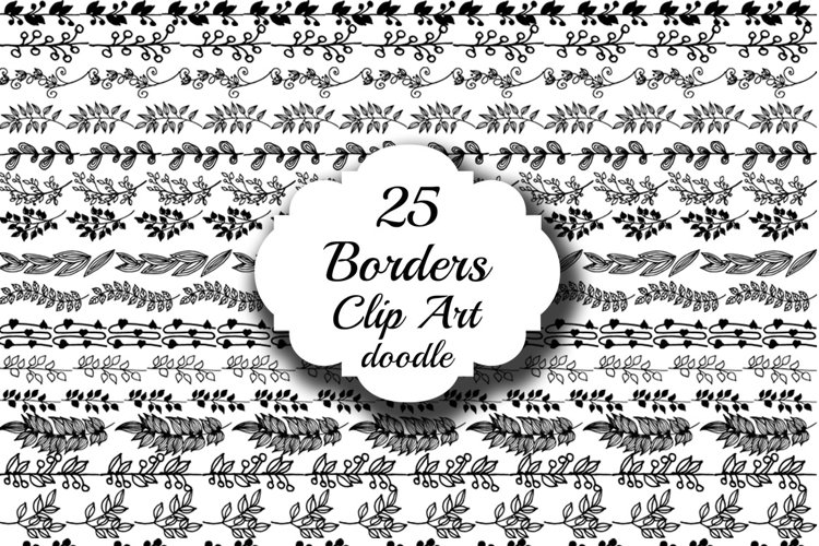 Borders clipart example image 1