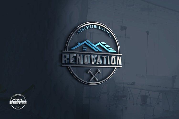 renovation logo example image 1