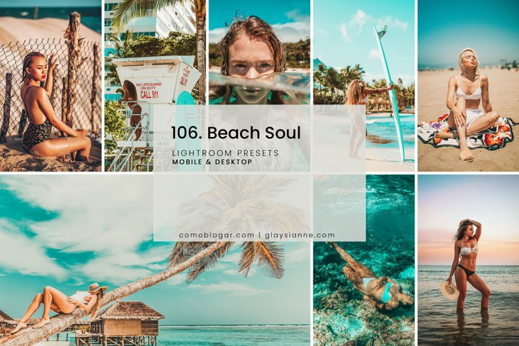 106. Beach Soul Presets