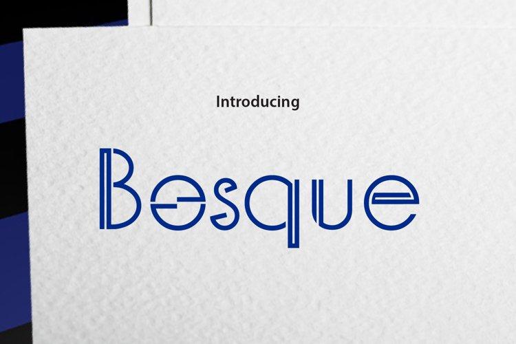 Bosque example image 1