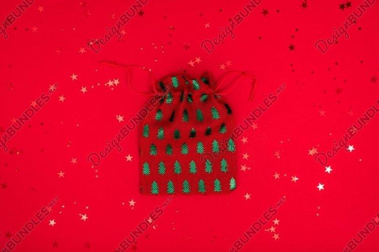 Christmas flat lay stock styled photo example image 1