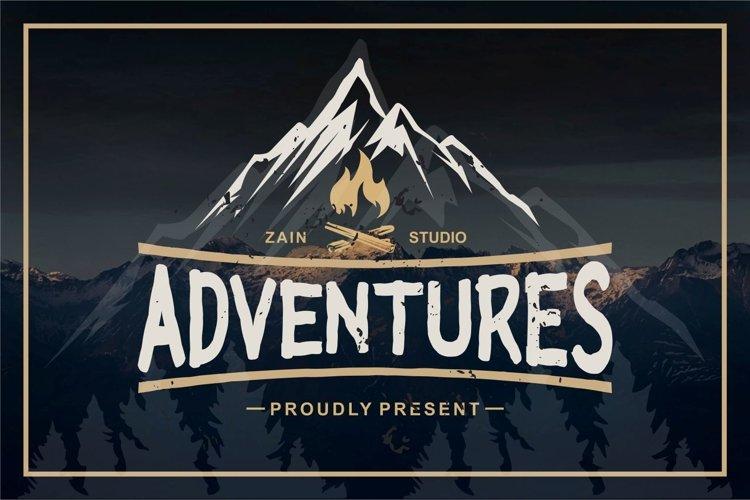 Adventures example image 1