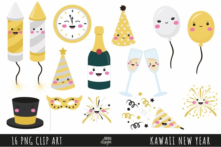 KAWAII NEW YEAR