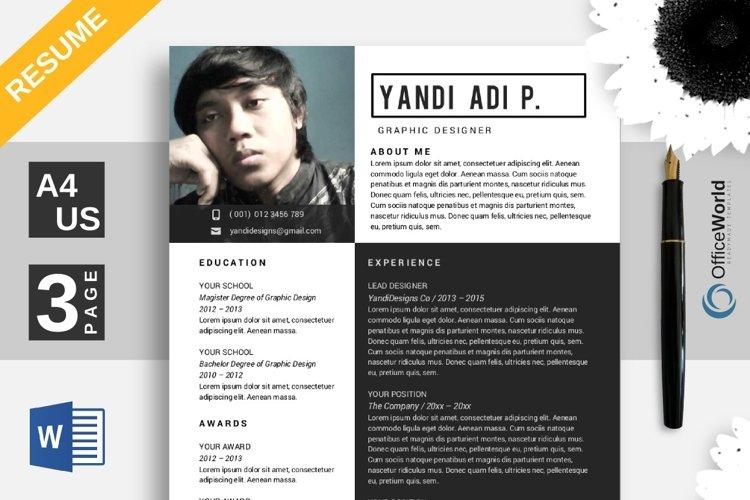 Himawari Resume / CV