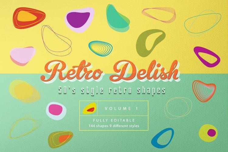Retro Delish