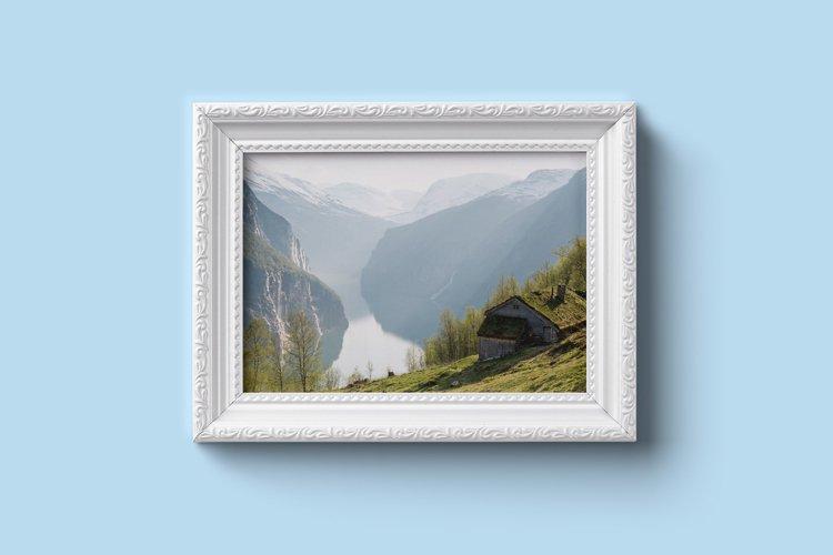 Classic Frame Mockup example image 1
