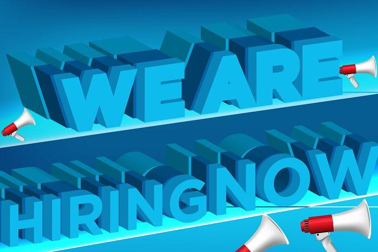 View Job Vacancy Poster Images
