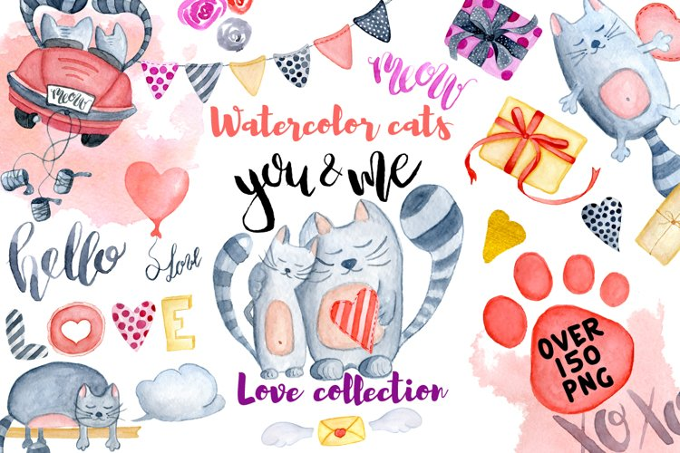 Love cats collection example image 1