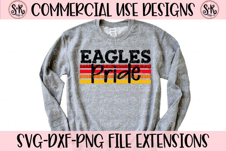 Eagles Pride SVG DXF PNG