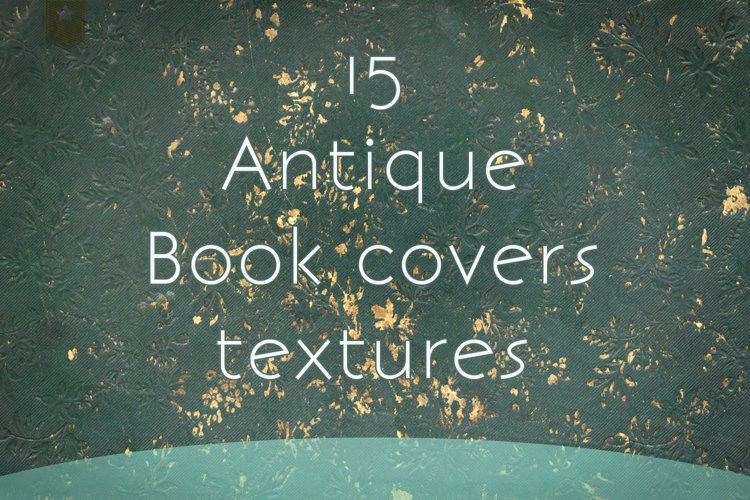 antique book textures example image 1