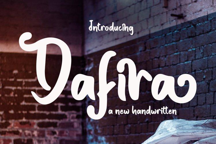 Dafira example image 1