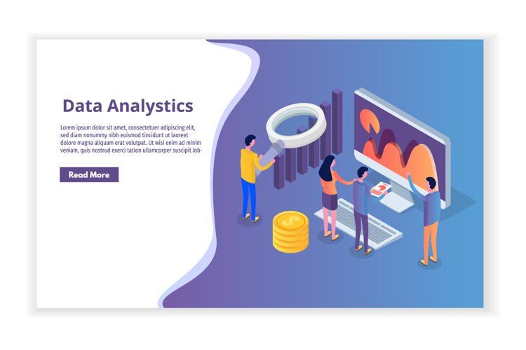 Data analysis, search engine optimization, site position