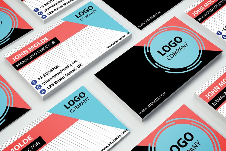 Simple and Elegant Bussiness Card Vol. 1
