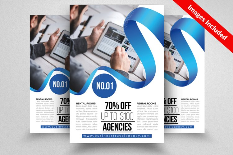 Business Training Flyers Template example image 1