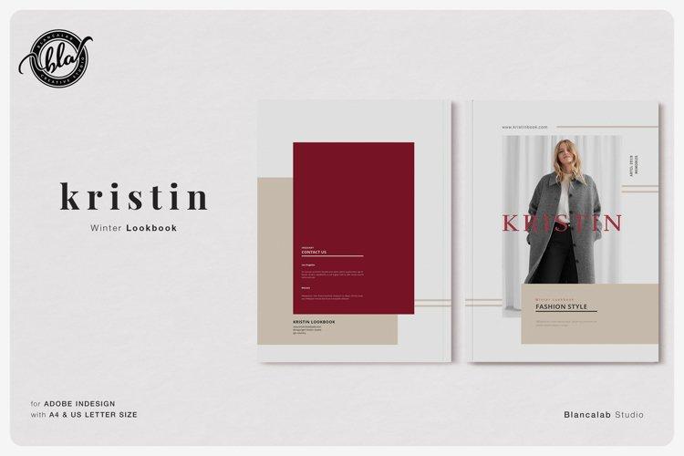 KRISTIN Winter Lookbook example image 1