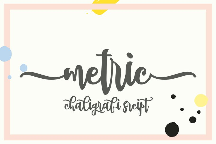 metric example image 1