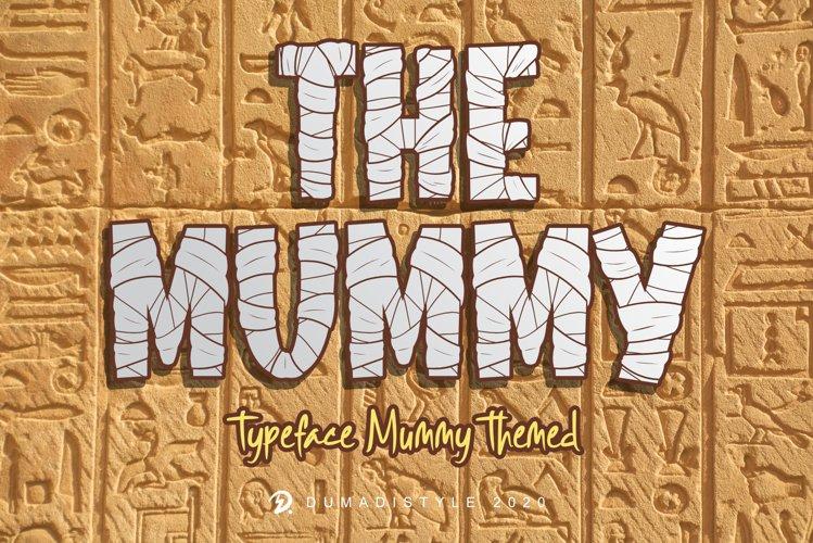 The Mummy example image 1
