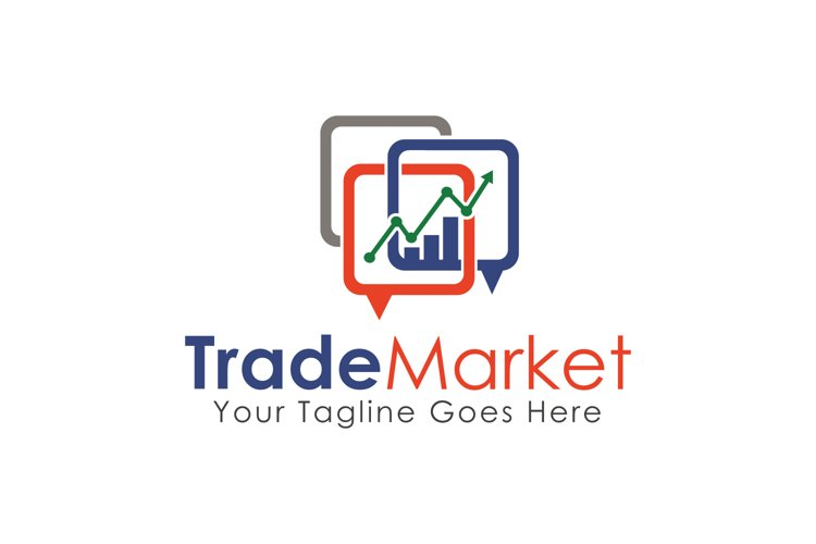 Trade Market Logo example image 1