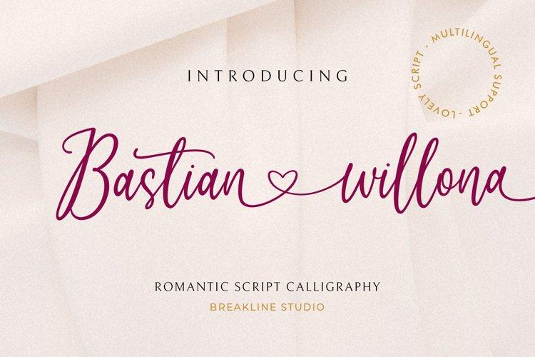 Bastian Willona