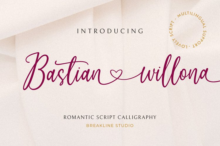 Bastian Willona example image 1