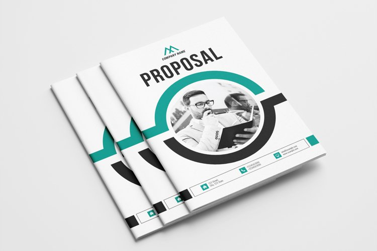 Business Proposal Template example image 1