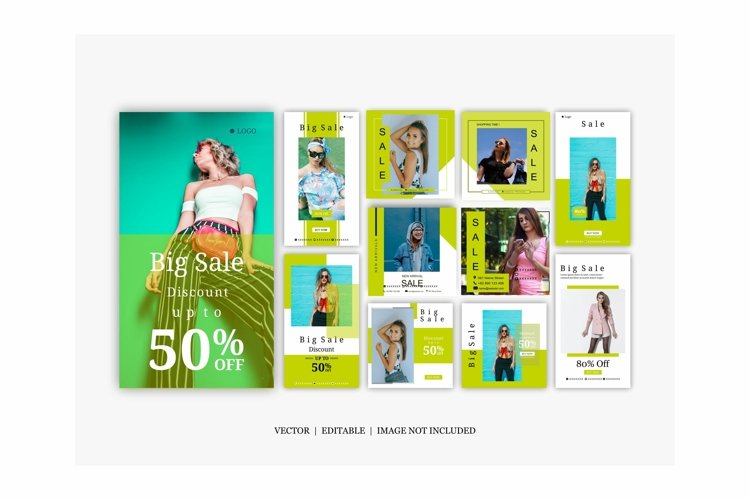 big sale post template example image 1