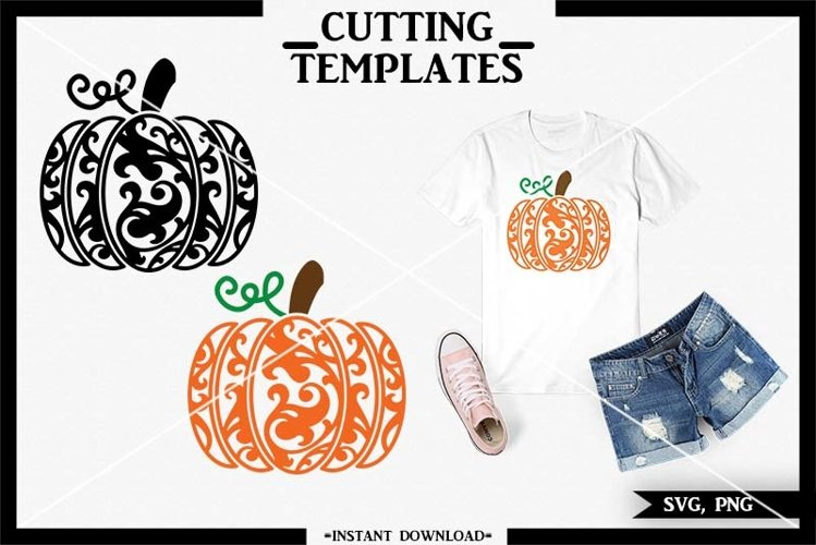 Halloween Pumpkin SVG, Fall, Silhouette, Cricut, Cameo, SVG