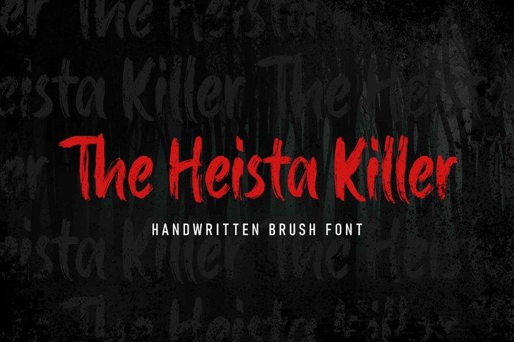 The Heista Killer example image 1