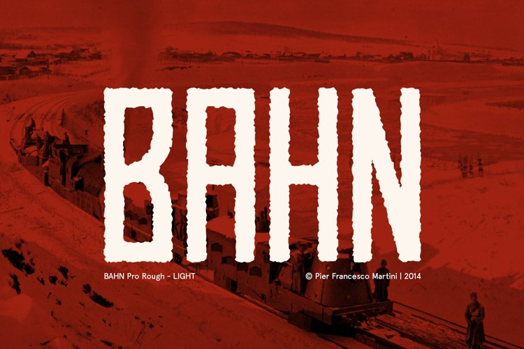 BAHN Pro Rough - LIGHT example image 1