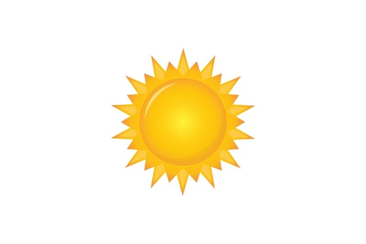 sun vector design example image 1