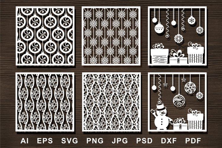 Download Laser Cut Panel Svg Cut File For Crafters 1115535 Elements Design Bundles
