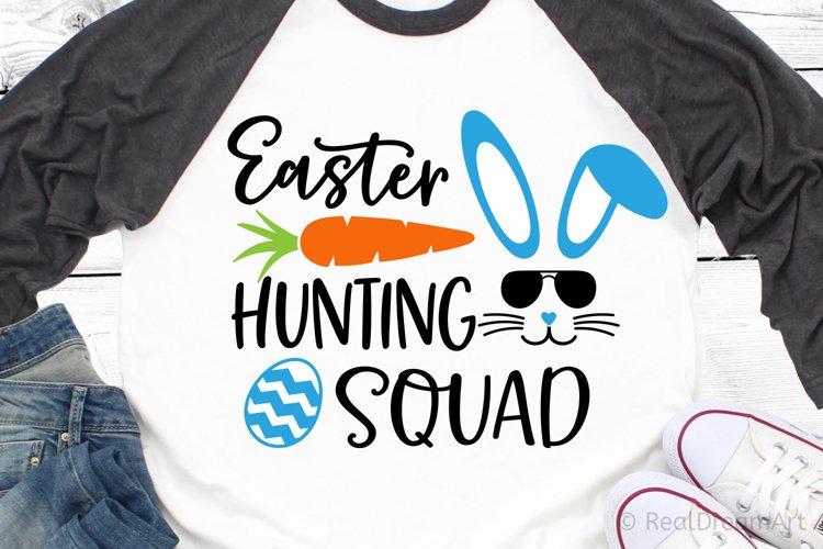 Easter Hunting Squad SVG, DXF, PNG, EPS example image 1