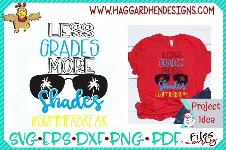 HHD Less Grades, More Shades example image 1