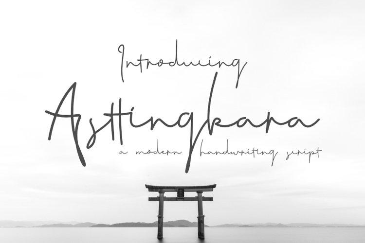 Asttingkara