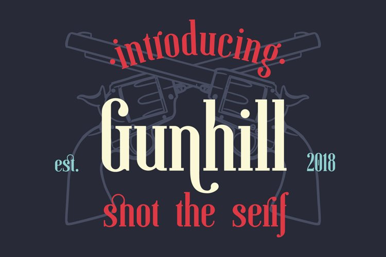 Gunhill example image 1