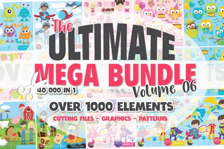 Ultimate Craft Bundle | svg | graphics | sublimation |Vol.06
