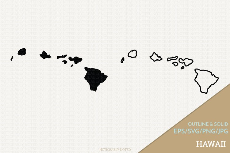 Hawaii Vector / Clip Art