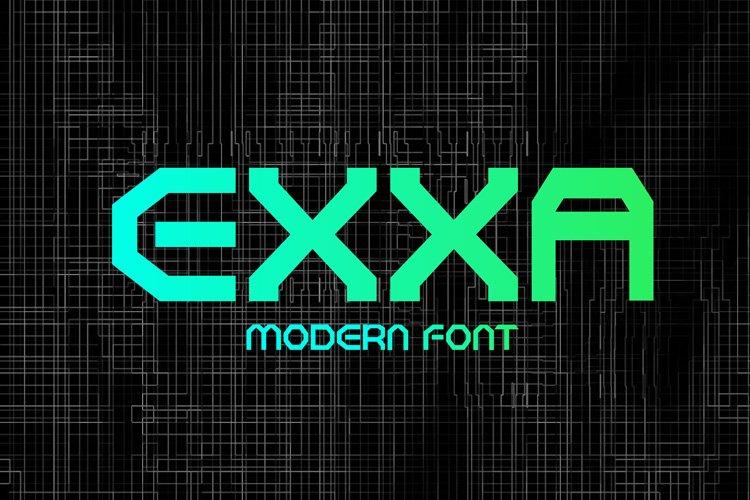 EXXA example image 1