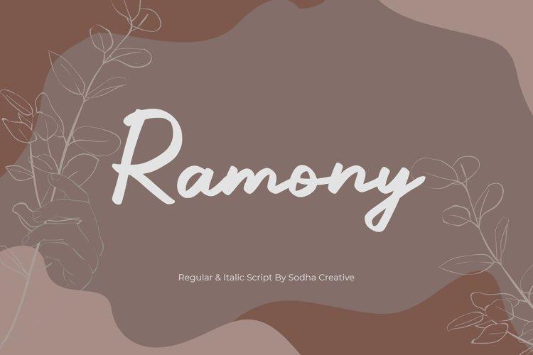 Ramony example image 1