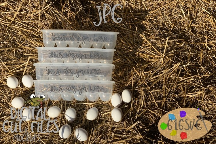 4 Egg Containers Mockup JPG