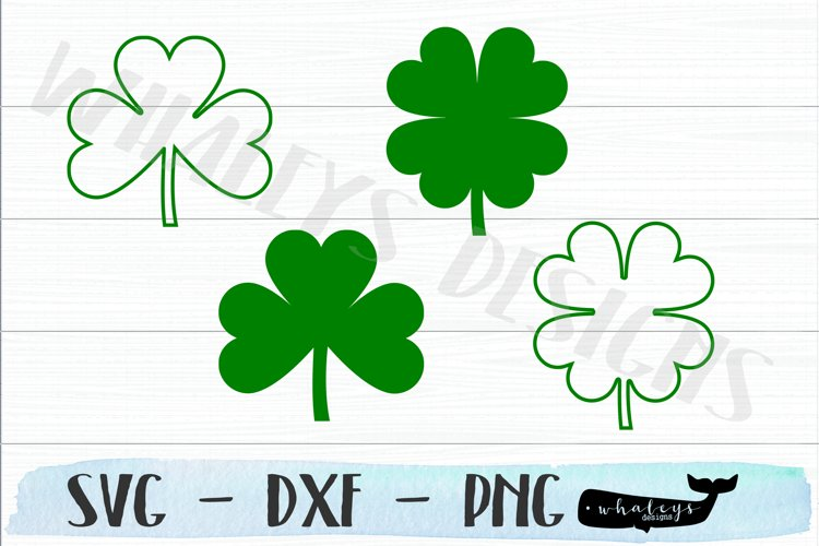 Clover - Shamrock - Saint Patricks Day