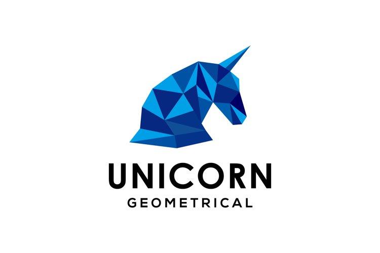 Unicorn logo example image 1