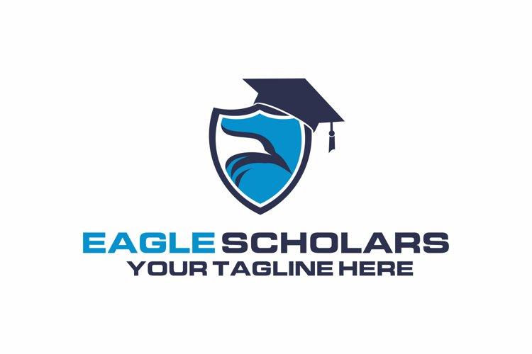 Eagle Scholars Logo example image 1