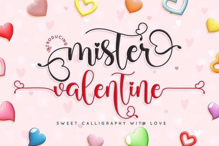 Mister Valentine example image 1