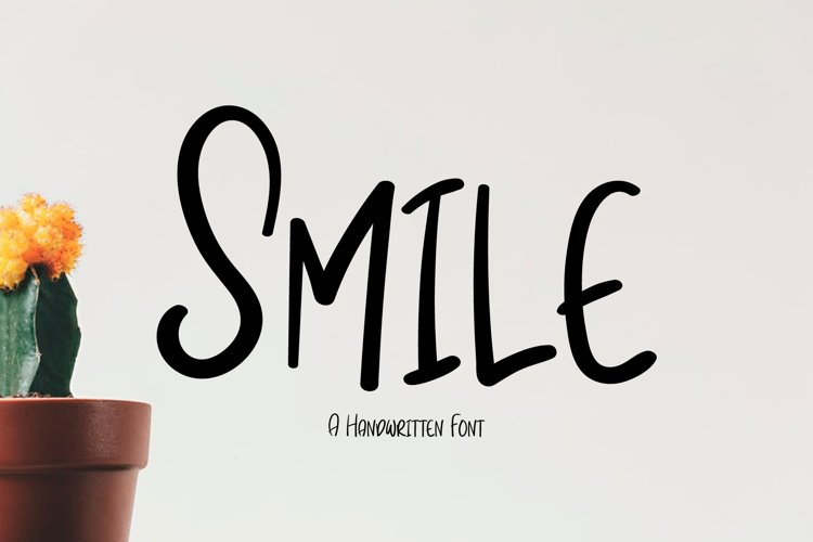 Smile example image 1
