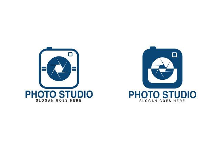 Photo Studio logo design. Photographer logo. example image 1