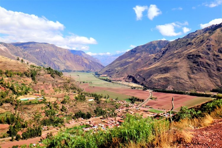 Sacred Valley in Peru
